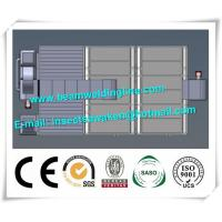 Buy cheap Stainless Steel Shot Blasting Machine PLC For Paint Drying Room from wholesalers
