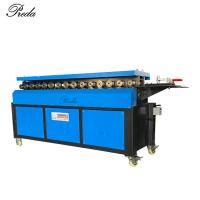 Buy cheap Sheet flange forming machine with HVAC duct flange roller making machine from wholesalers
