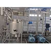 Buy cheap Tubular Uht Pasteurizer For Pineapple Juice Steam Sterilization from wholesalers