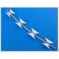 Buy cheap Razor wire barbed from wholesalers