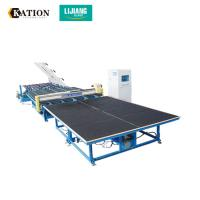 Buy cheap Automatic Glass Cutting Machine Used for insulating Glass Production Line from wholesalers