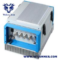 Buy cheap GSM CDMA Cell Phone Signal Jammer For Prison Military / Police Convoys from wholesalers