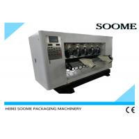Buy cheap SMBD-GPPX Thin Blade Slitter Scorer Machine Electrical Knife Creasers Adjustment With Display from wholesalers