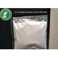 Buy cheap 99% Local Anesthetic Powder CAS 27262-48-2 Levobupivacaine Hydrochloride from wholesalers