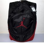 Buy cheap Nike Air Jordan Jumpman backpack /school book bag black,red Elephant Print from wholesalers