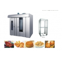 Buy cheap Multi Function 32 Trays Hot Wind Rotary Baking Oven from wholesalers