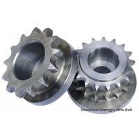 Buy cheap Chain Belt Stainless Steel Sprockets Custom Made CNC Machining ISO9001 from wholesalers