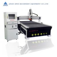 Buy cheap Jinan Supplier Low Cost !! Wood Engraving Machine Rotary 1325 Router 4 Axis Cnc with DSP Control from wholesalers