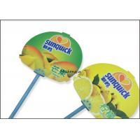 Buy cheap Special Hand Fan Plastic Sticks Hand Held Plastic Chinese Fans For Advertisement from wholesalers