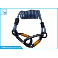 Buy cheap Fall Protection 7x19 Extension Spring Safety Cable from wholesalers