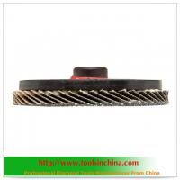 Buy cheap coated abrasive flap disc from wholesalers