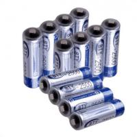 Buy cheap environmentally friendly 2200mAh 1.2 v nimh rechargeable batteries for flashlight from wholesalers