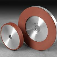 Buy cheap resin diamond cup wheel, resin diamond profle wheel, resin bond diamond centerless wheel from wholesalers