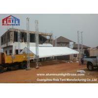 Lightweight 6061-T6 Aluminum Light Truss 1-4m Length Two Years Warranty