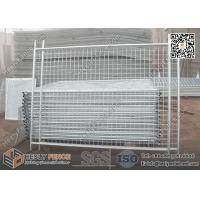 Buy cheap O.Dφ32mm Frame Tempoary Fence Panels 2100mmX2400mm  | Australia AS4687-2007 | China Temp Steel Fence Factory from wholesalers