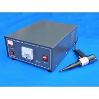 Buy cheap 200W Handheld Ultrasonic Spot Welding Machine For Textile Industry / Toy Industry from wholesalers