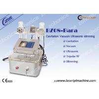 Buy cheap Roller Vacuum Cavitation sound Fat Burning Machine 5 Handles For Weight Loss from wholesalers