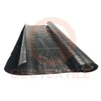 Buy cheap UV Resistant Weed Control Fabric Roll Polypropylene Material Black Color product
