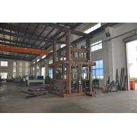 Save Space 13.5M 1000Kg Guide Rail Elevator for Steel Structure Workshop