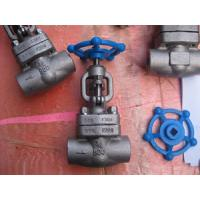 Buy cheap F304 Gate Valve, 3/4 Inch, Rating 800, SW from wholesalers