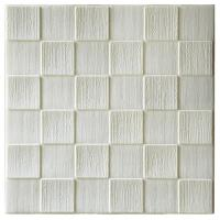Buy cheap Soundproof Self Adhesive Wall Panels / Brick Wallpaper For Kindergarten from wholesalers