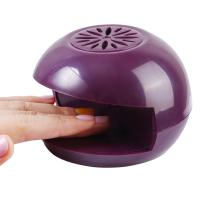 Buy cheap Elegant Design Nail Care Tools , Electric Nail Dryer With Nail Dryer Fan Battery Operated from wholesalers