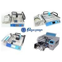 Buy cheap Automatic Smt Pick and Place Machine Charmhigh CHMT28 / CHMT36 / CHMT48VA / CHMT530P from wholesalers