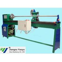 Buy cheap Leather / Umbrella Cloth / Fabric Roll Cutting Machine Automatic Tracking System from wholesalers