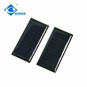 Buy cheap 5.5V Mono Solar Panel Module Portable Power Source Monocrystalline Silicon Solar Cells product