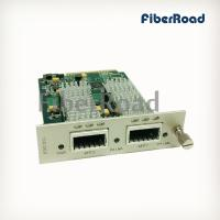 Buy cheap 10G OEO Fiber Media Converter Card (1R Repeater) XFP to XFP for 16 Slots Chassis product