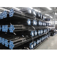 Buy cheap ERW Steel Pipe ASTM A53 A106 / API 5L Grade B, API 5L X52 Oil Steel Pipeline from wholesalers
