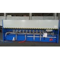 Buy cheap 4M Long CNC Sheet V Grooving Machine Air Pressure  Auto Feeding from wholesalers
