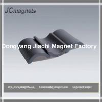 Buy cheap Hot Sale Arc-segment Permanent Magnet for motor from wholesalers