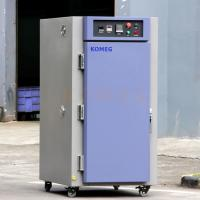 Buy cheap 50 ºC~ 200 ºC Temp Range Industrial Drying Ovens With Programmable Controls CE Standard from wholesalers