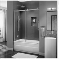 Buy cheap Double Sliding Shower Door HC-420-TUB from wholesalers