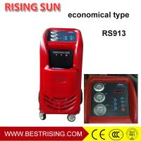 Buy cheap Economical type Car used r134a refrigerant recycling machine for workshop from wholesalers
