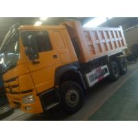 Buy cheap Ventral Lifting Commercial 30 Ton Dump Truck Sinotruk Howo 5400 * 2300 * 1500mm from wholesalers