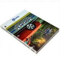 Buy cheap CMYK / Pantone Color Customized  Soft Cover / Hardcover Book Printing Hot Stamping / Embossing from wholesalers
