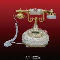 Buy cheap Archaize phone, old style resin material phone from wholesalers
