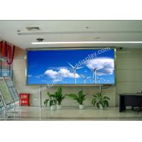 Buy cheap P10 Energy Saving Indoor Fixed Led Screen Display With Meanwell Power Source from wholesalers