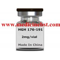 Buy cheap HGH Fragment 176-191 2mg Human Growth Hormone Peptide For Fat Loss And Muscle Mass from wholesalers