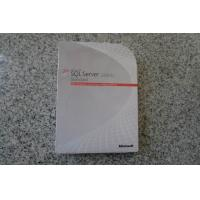Buy cheap Microsoft SQL Server 2008 R2 Standard 10 CALs Made in Putero Rico Retail Box Discount Sales from wholesalers