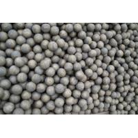 Buy cheap Ore Mine / Cement / Ball Mill Grinding Media Balls , Forged Grinding Ball from wholesalers