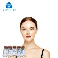 Buy cheap 2.5ml Skin Rejuvenation Solution Hyaluronic Acid Moisturizing Mesotherapy Serum Injection from wholesalers