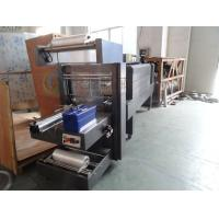 Buy cheap Semi Automatic PE Film Shrink Wrapping Machine 15000 BPH For PET Bottle from wholesalers