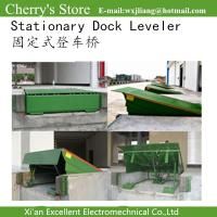 Buy cheap Stationary Dock Leveler /elevator parts/lift parts from wholesalers