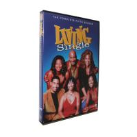 Buy cheap 2018 newest Living Single Season 5  (3DVD) Adult TV series Children dvd TV show kids movies hot sell from wholesalers