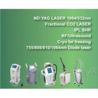 Buy cheap Multifunctional Fractional Co2 Laser Scar Removal Machine For Whole Body  Skin Tightening from wholesalers