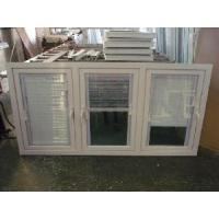 Buy cheap UPVC Jalousie Window with Blind Inset from wholesalers