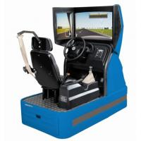 Buy cheap Virtual car driving simulators , computer driving lesson simulator from wholesalers